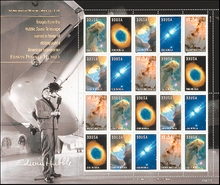 Hubble Space Telescope Sheet