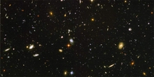 Hubble Ultra Deep Field Panorama