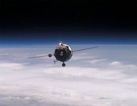 ISS Supply Ship