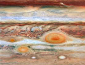 Jupiter New Red Spot