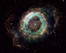 Little Ghost Nebula
