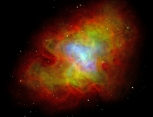 M1 Chandra Crab Nebula