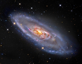 M106 Hubble Spiral