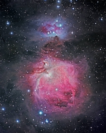 M42 Great Orion Nebula Ware