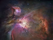 M42 Hubble Orion Nebula