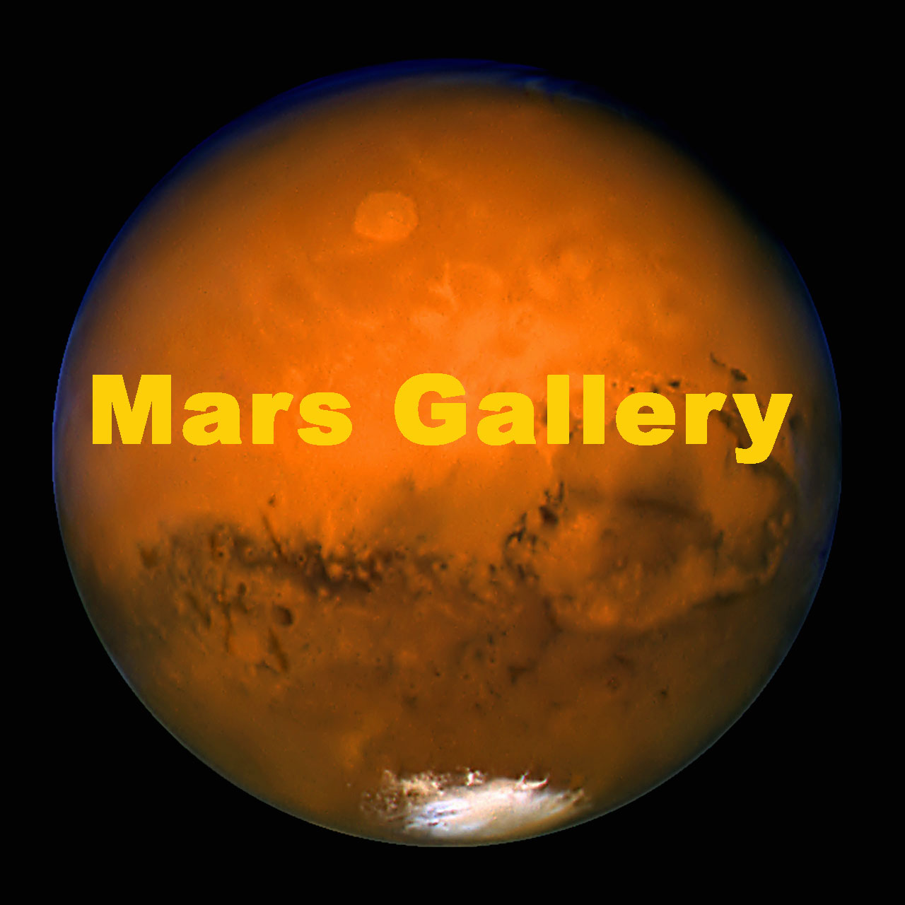 printable map of planet mars - photo #40