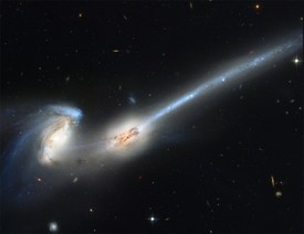 Merging Spiral Galaxies