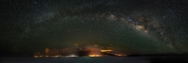 Milky Way over Maui