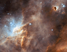 N11B Star Cloud