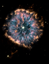 NGC 6751 Glowing Eye