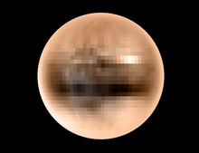 Pluto in Color