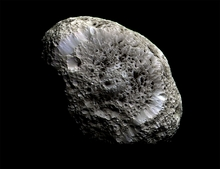 Saturn Moon Hyperion