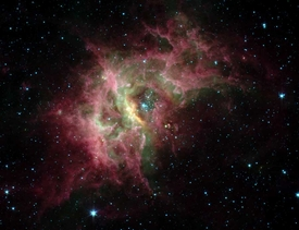 Spitzer Stellar Jewels