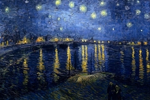 Starry Night over Rhone