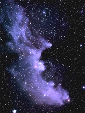 Witch's Head Nebula