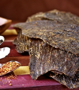 Peppered Beef Jerky (16 oz.)