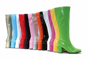 "3"" DISCO BOOTS * GO-GO BOOTS"