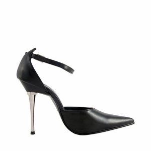 "4"" D-Orsay Pointed Toe Pump * SLICK-101"