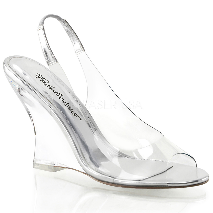 Pleaser lovely 450 - Boite chaussure transparente ...