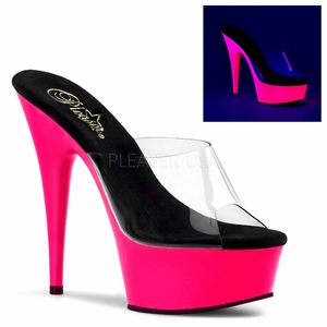 Pleaser DELIGHT-601UV