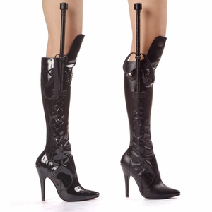 """5"""" Knee Boot With Whip * 511-SADIE"""