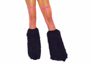 Furry Boot Covers * 2427