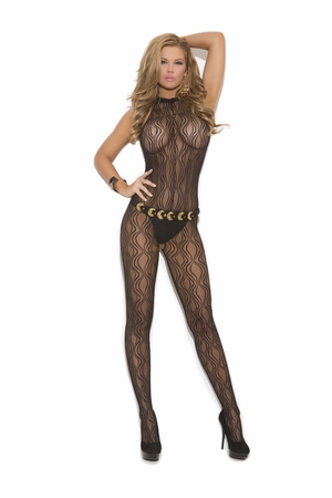 Halter Bodystocking * 1602