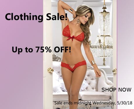 Shop Clothing - Up to 75% Off!