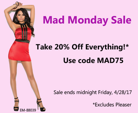 Mad Monday Sale