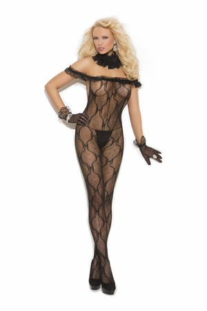 Lace Bodystocking * 1607