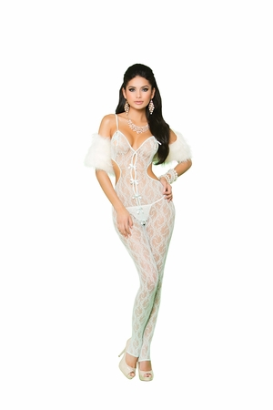 Lace Bodystocking * 81227
