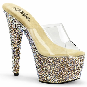 Pleaser BEJEWELED-701MS