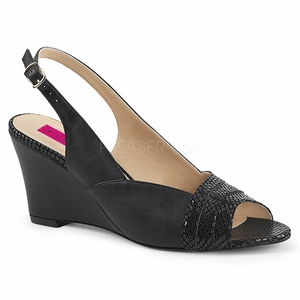 Pleaser Pink Label KIMBERLY-01SP
