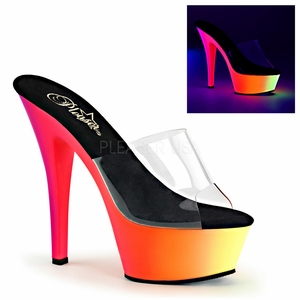 Pleaser RAINBOW-201UV