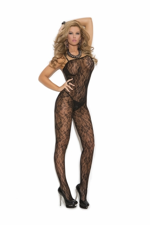 Rose Lace Bodystocking * 1610