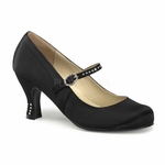 Round Toe Maryjane * FLAPPER-20