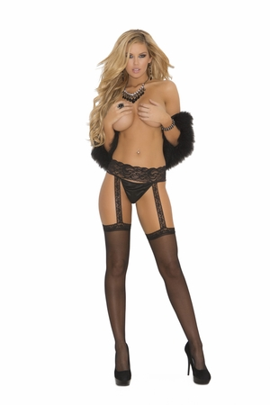 Sheer Thigh Hi * 1714