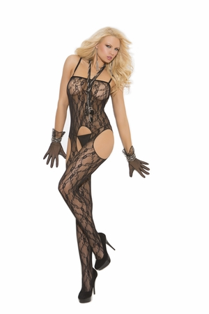 Suspender Bodystocking * 1612