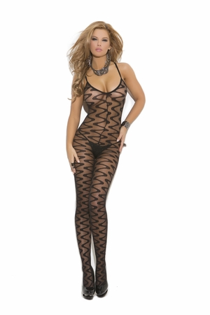 Wave Bodystocking * 1620