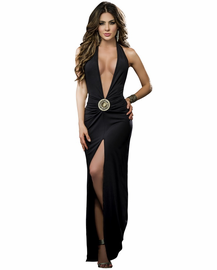Always In Style Sexy Gown