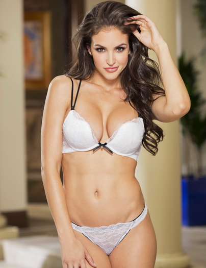 Angel Push-Up Bra & Panty Set