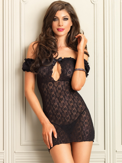 Anything For You Sexy Chemise