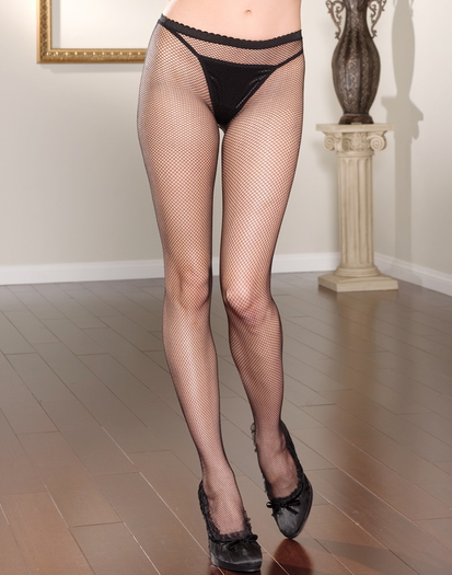 Attractive Fishnet Pantyhose