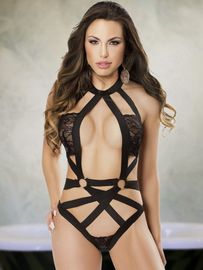 Bad Behavior Strappy Teddy