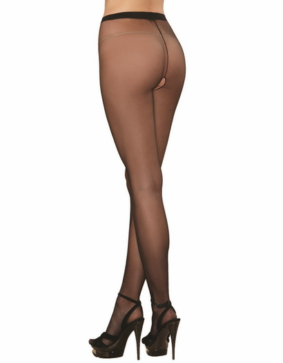 Black Diamond Lucerne Pantyhose