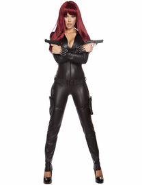Black Widow Sexy Costume