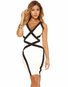 Bodycon Symmetrical Sexy Dress