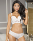 Bridal Serenity Long Line Bra & Panty Set