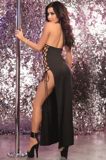 Club Diamond Unlaced & Sexy Long Gown