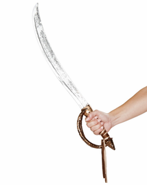 Costume Suede Pirate Sword